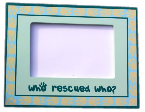 Rescue picture frame